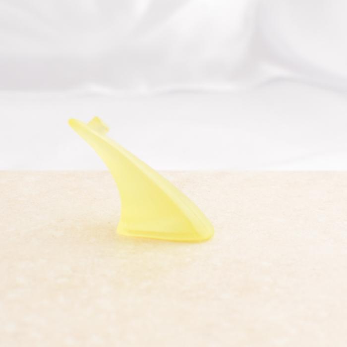 Yellow Wooshy Stand