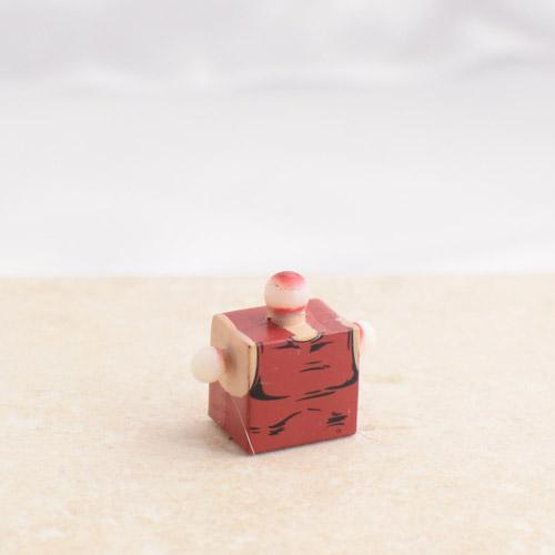 Red Tank Top Torso