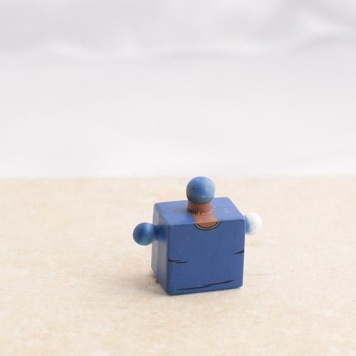 Blue Man Torso