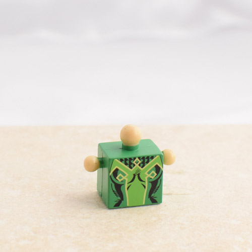 Green Lady Torso