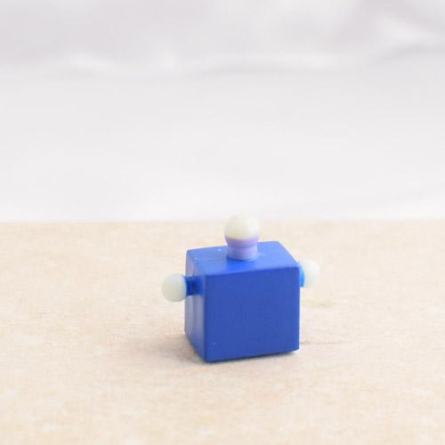 Solid Blue Torso