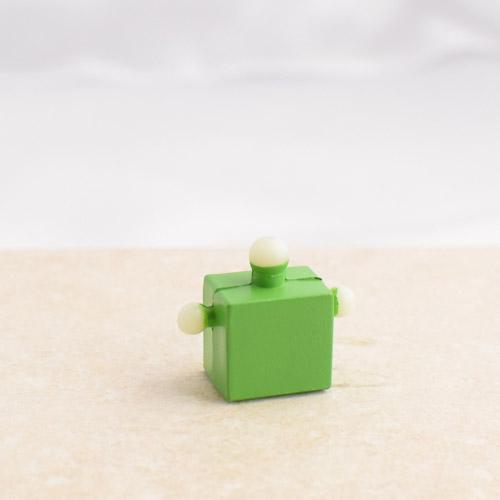 Solid Green Torso