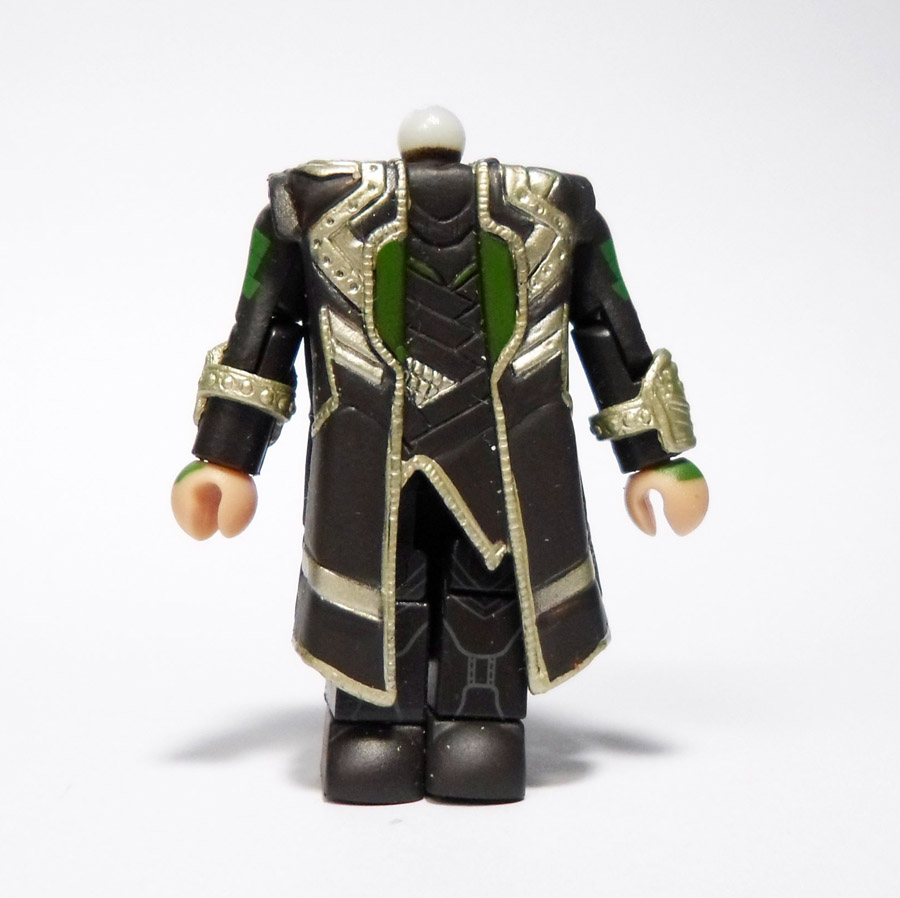 Part: Movie Loki Partial Figure