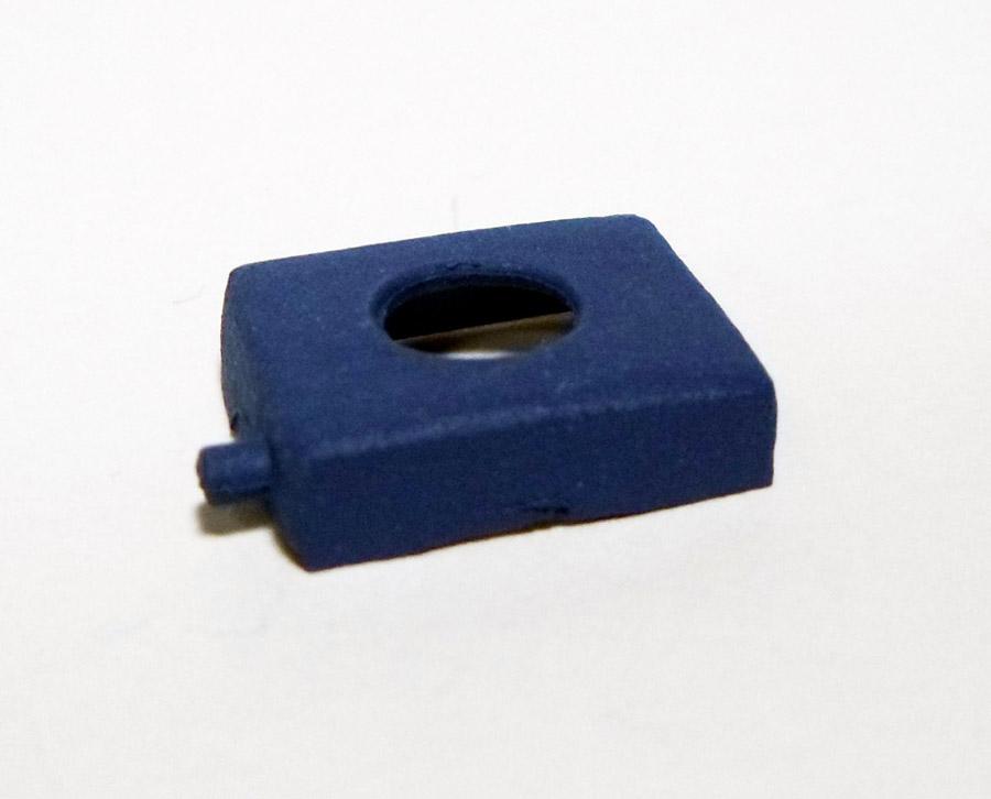 Part: Blue Belt with Peg