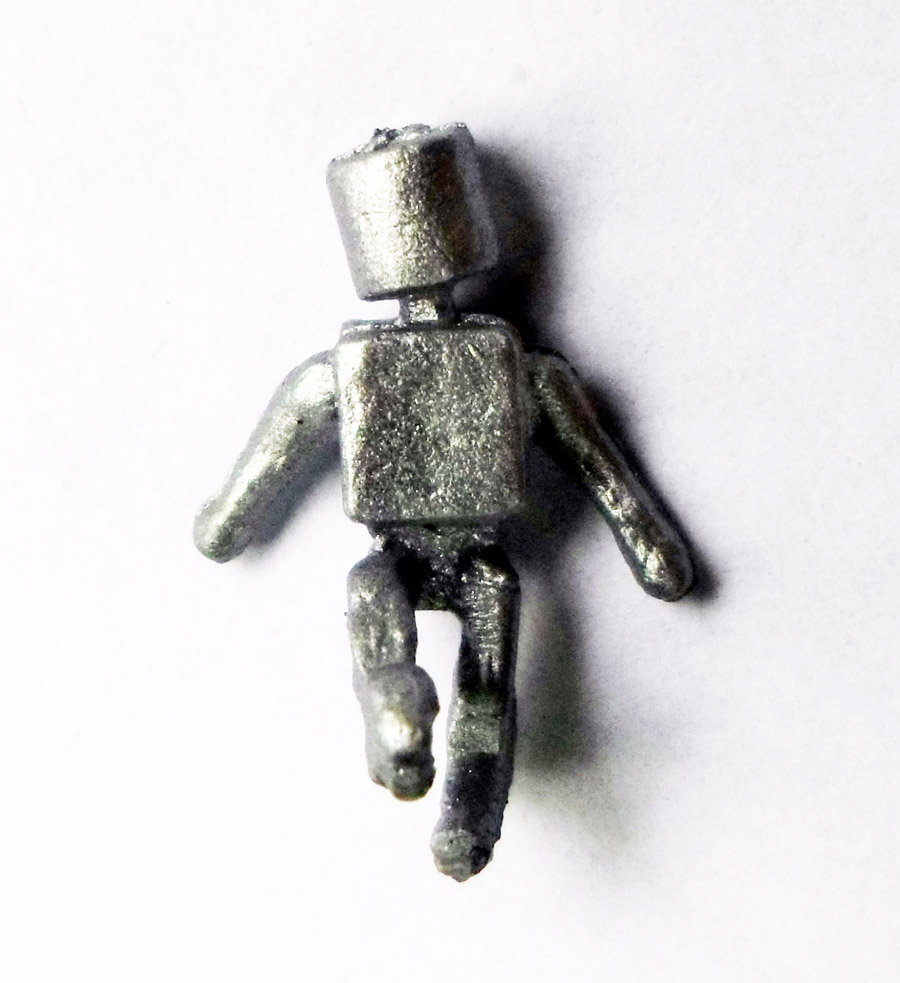 Part: Miniature silver Minimate