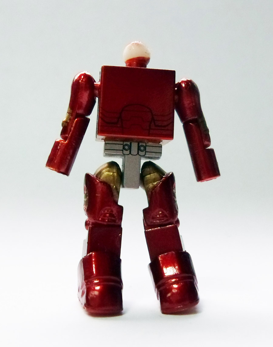 Part: Iron Man partial figure