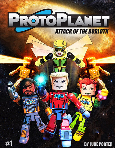 ProtoPlanet #1