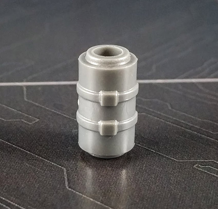 Metal Cylinder Accessory