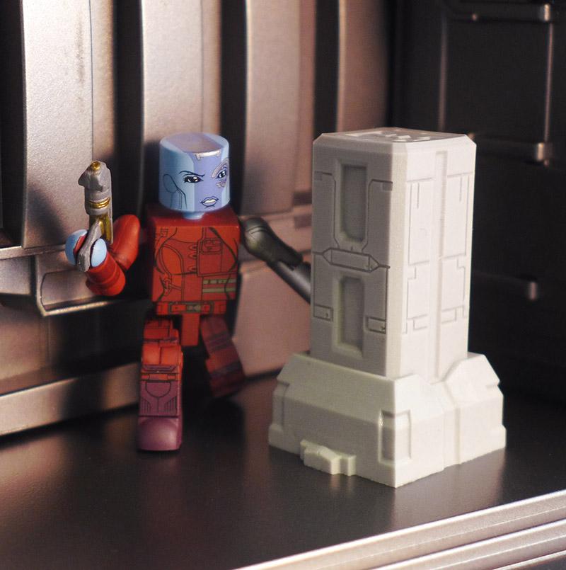 Sci-Fi Column Accessory