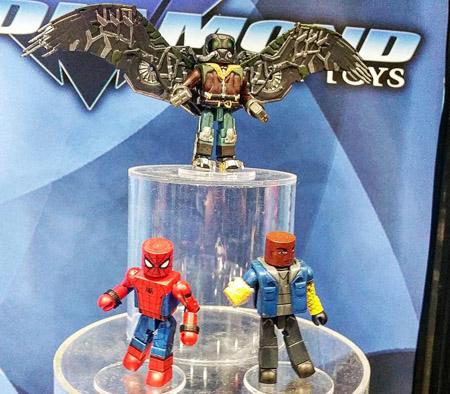 Spider-Man Homecoming Minimates