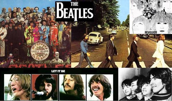 The Beatles Minimates