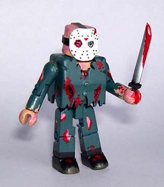 Jason Voorhees Custom Minimate