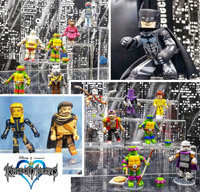 Toy Fair 2017 Minimates