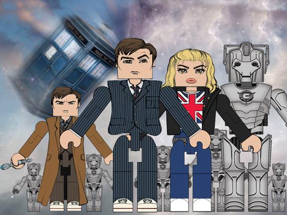 Doctor Who Minimates