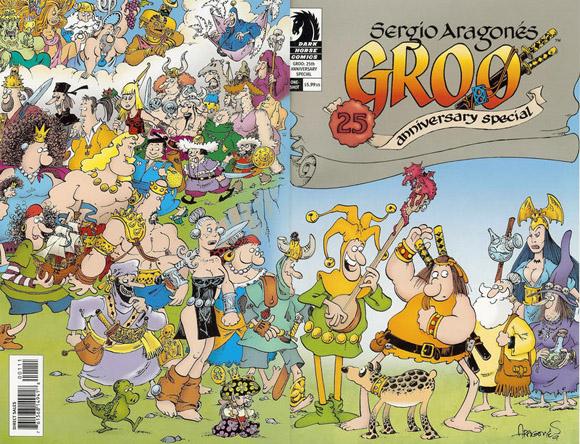 Groo Minimates