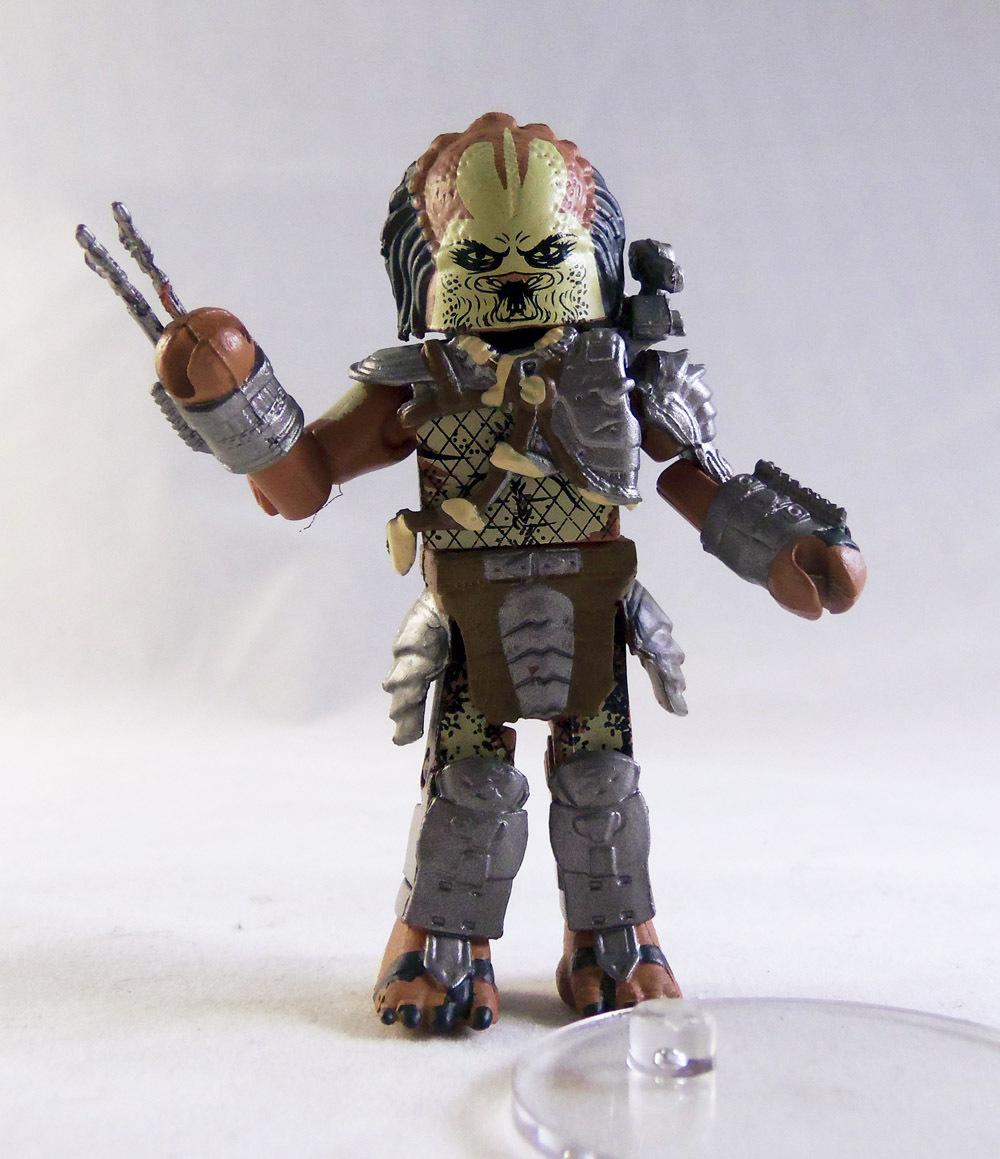 Unmasked Jungle Predator Loose Minimate