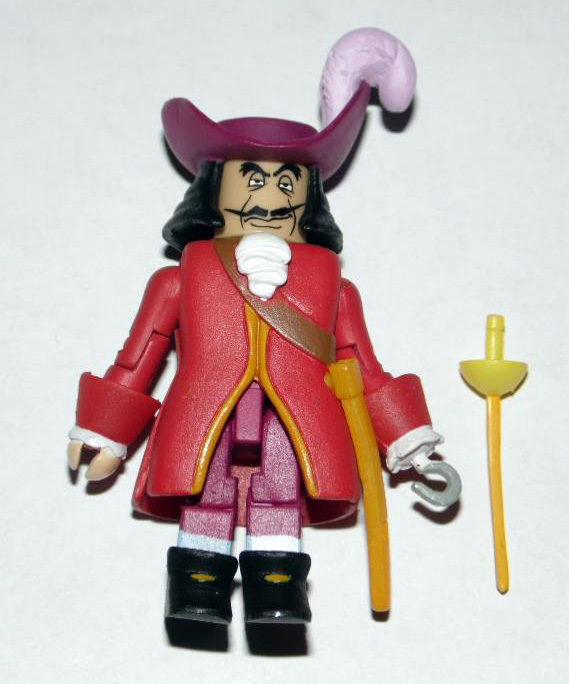 Captain Hook Loose Minimate