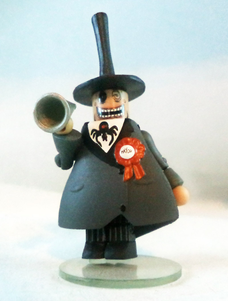 The Mayor Nightmare Before Christmas Minimate