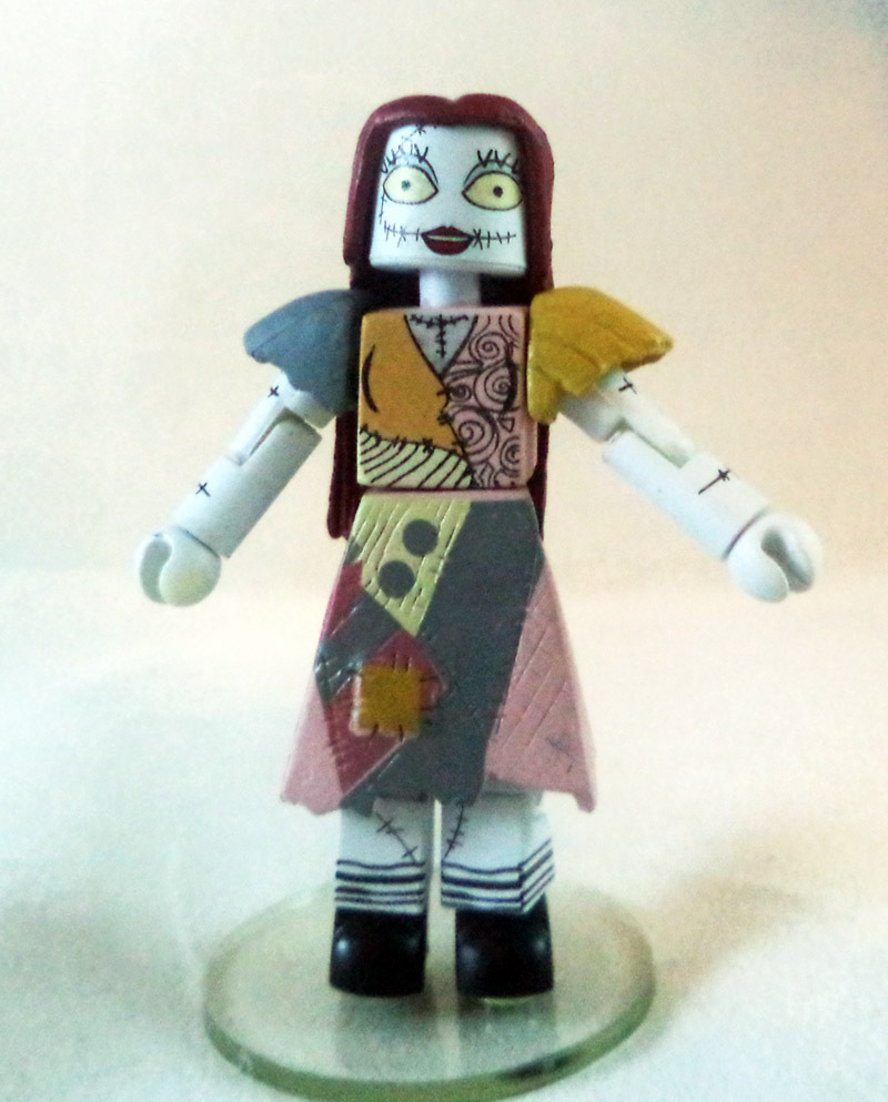 Sally Nightmare Before Christmas Minimate