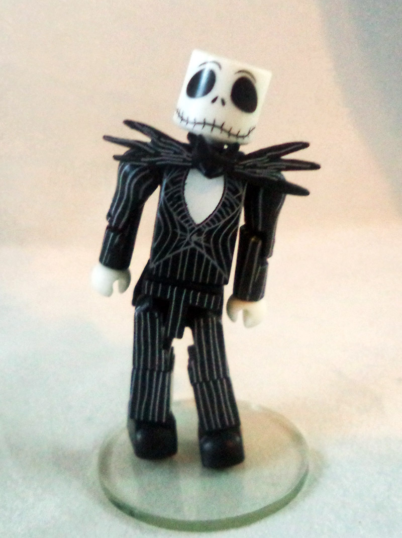 Jack Skellington Nightmare Before Christmas Minimate