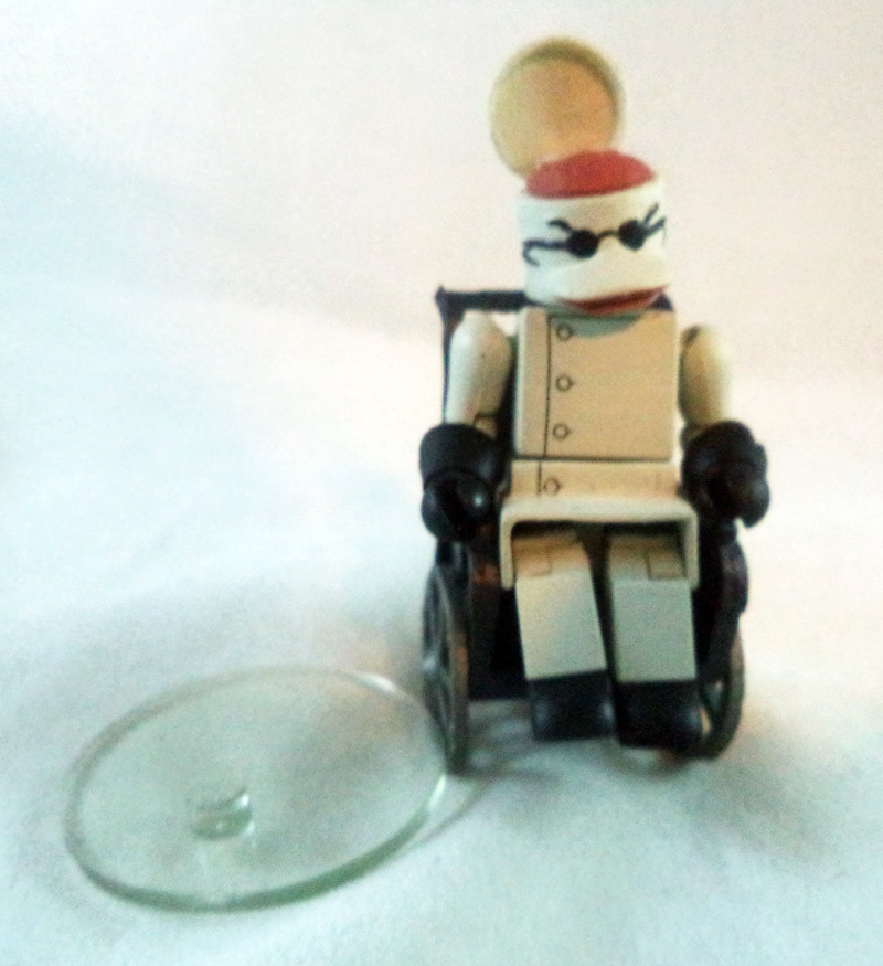 Dr. Finkelstein Nightmare Before Christmas Minimate