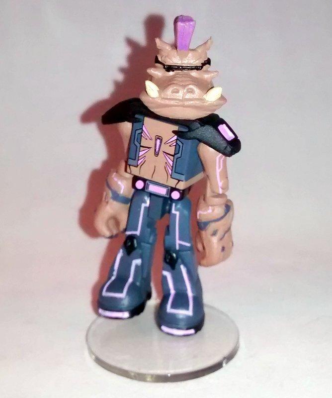 Bebop TMNT Series 3 Minimate
