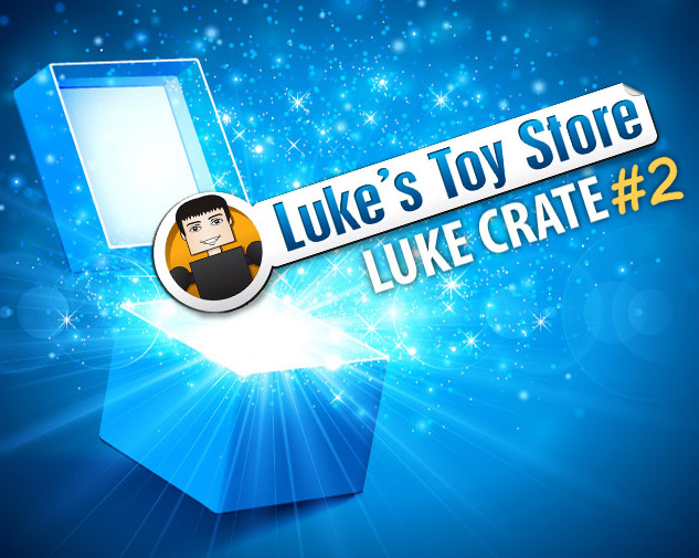 Luke's Toy Store