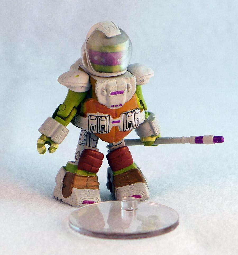 Space Donatello TMNT Series 4 Minimate