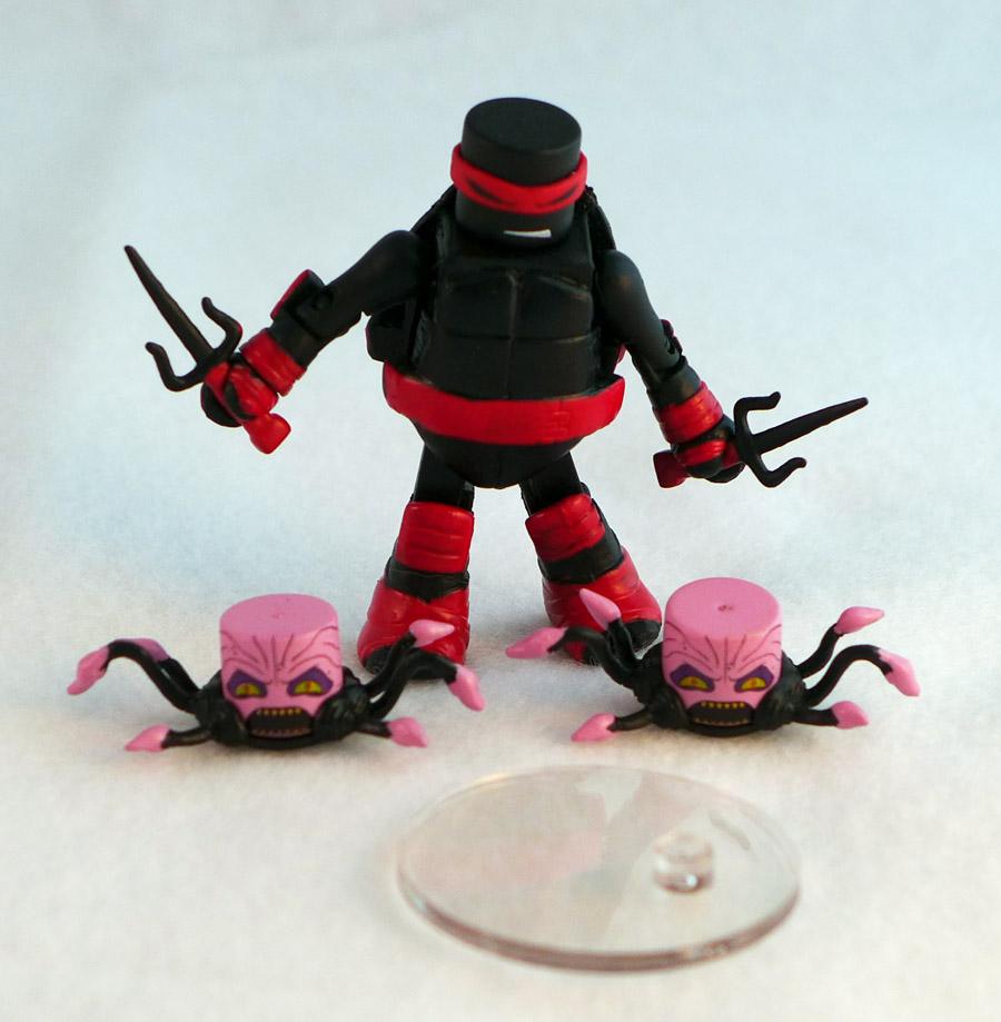 Dark Horizons Raphael TMNT Series 4 Minimate