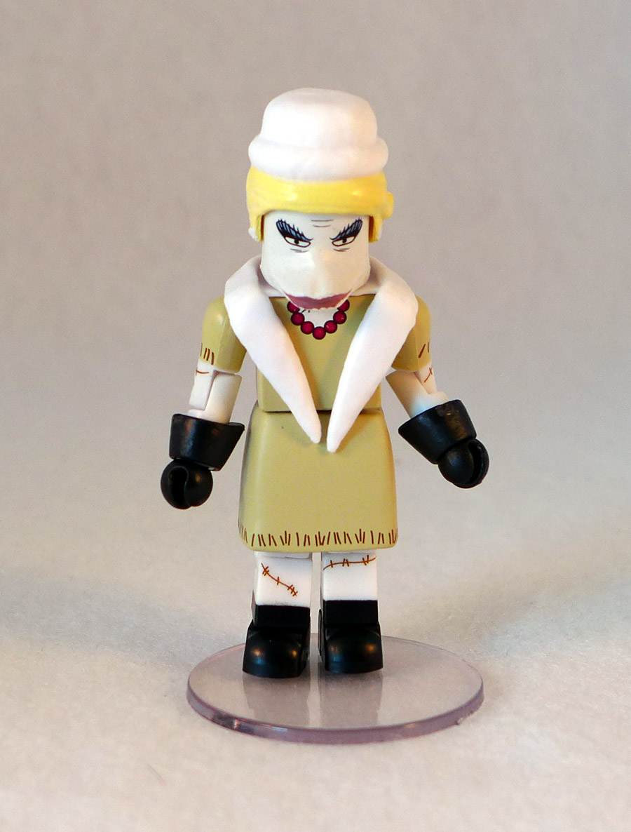 Mrs. Finkelstein Nightmare Before Christmas Minimate