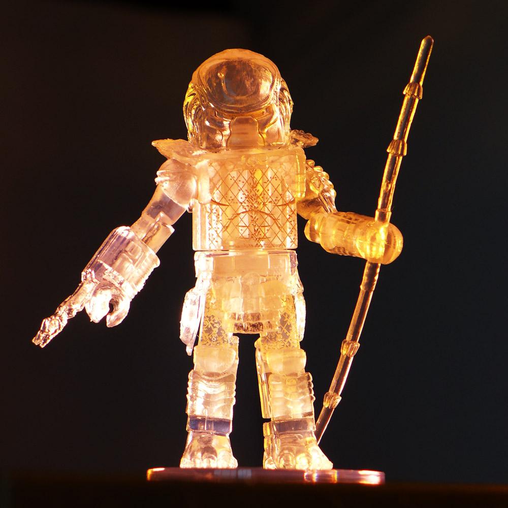 Cloaked City Predator Minimate