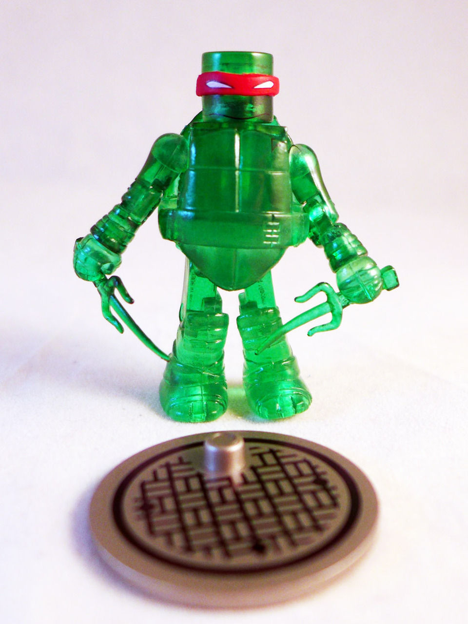 Mutagen Raphael TMNT Minimate Variant