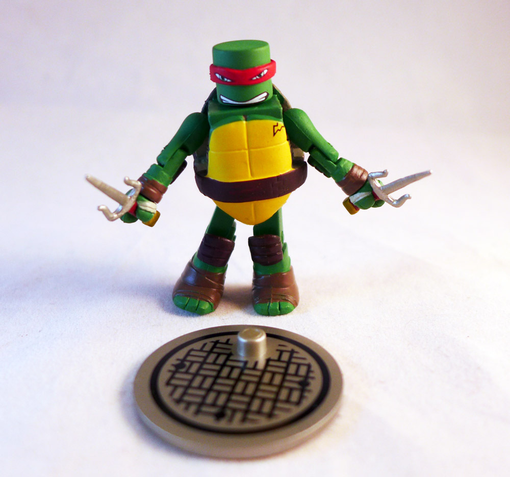 Raphael TMNT Series 1 Minimate