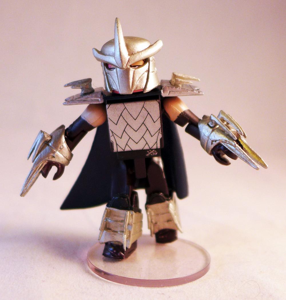 Shredder TMNT Minimate