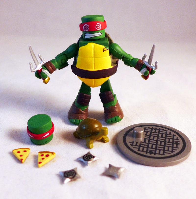 Raphael TMNT Series 2 Minimate