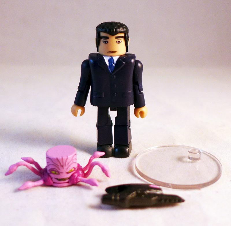 Norman (Krang) TMNT Series 2 Minimate