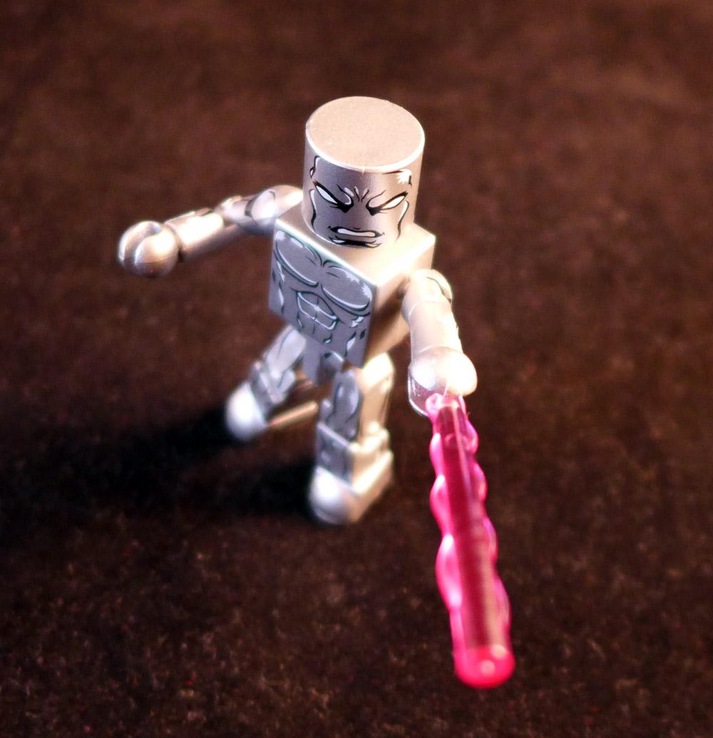 Purple Energy Force Blast Minimates Accessory