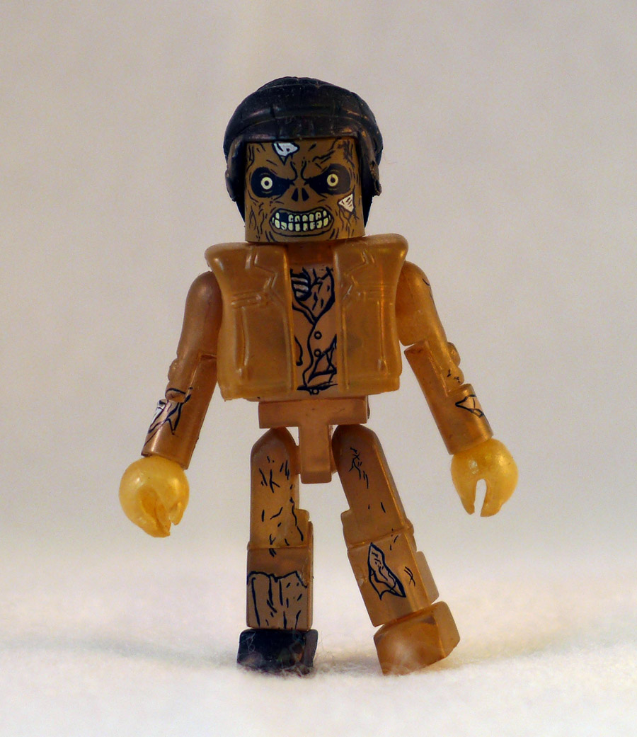 Taxi Driver Ghost Loose Minimate