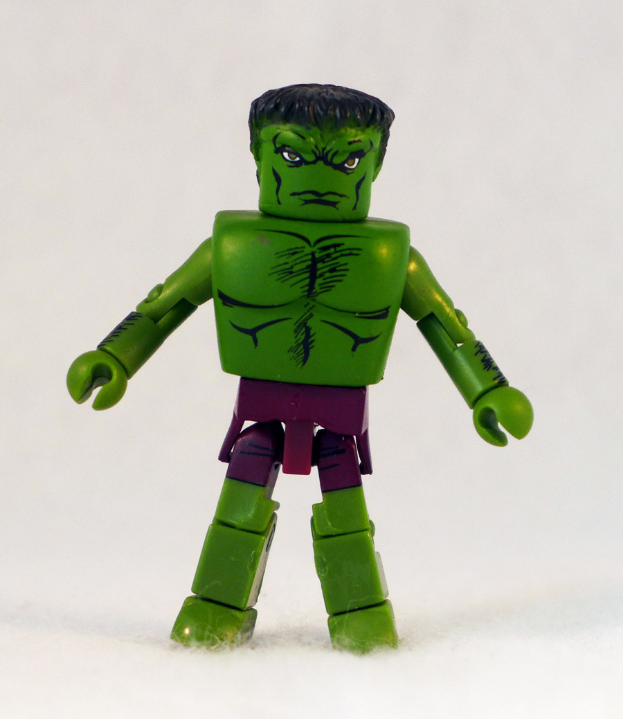 1st Appearance Hulk Loose Minimate