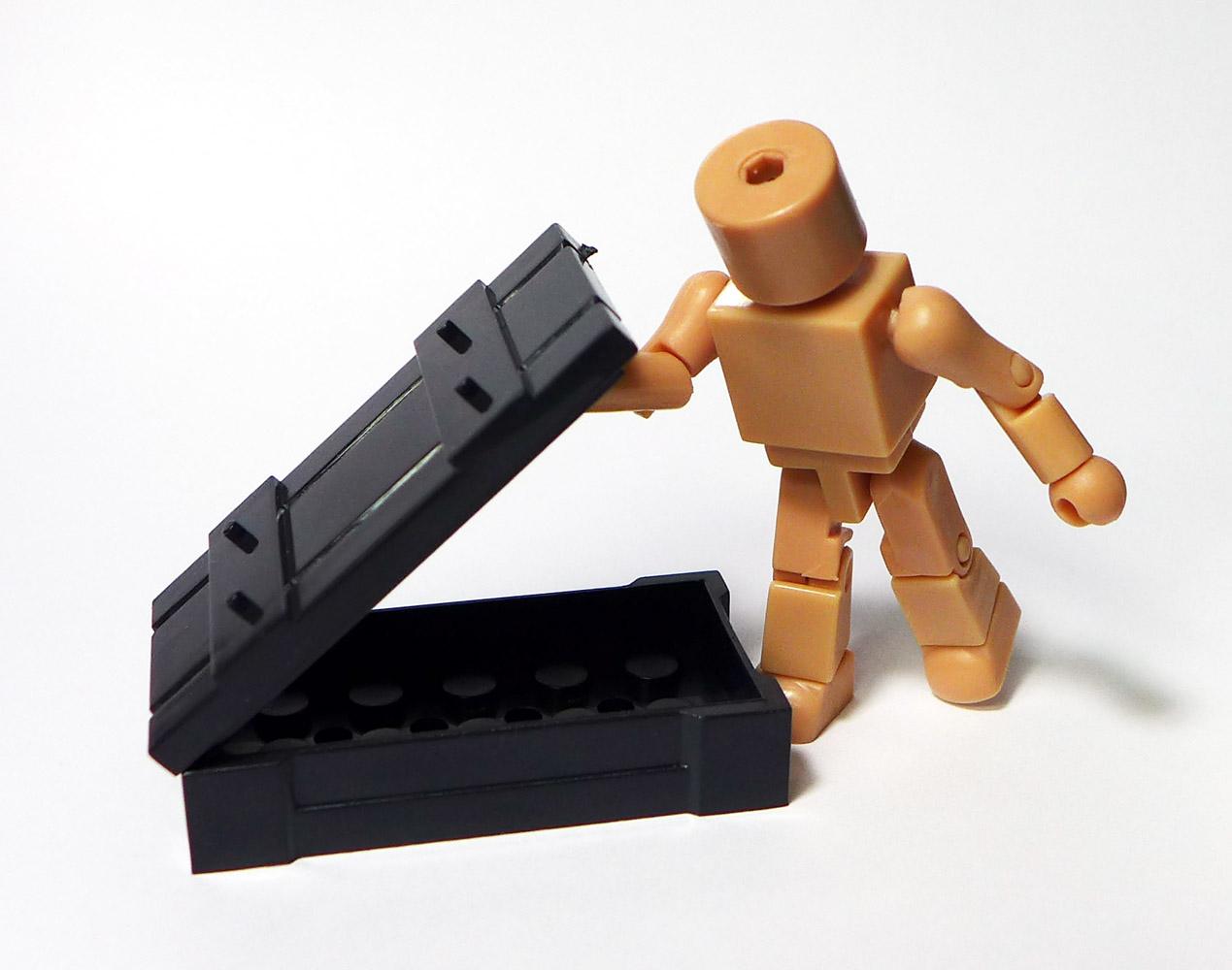 Supply Crate (Black)