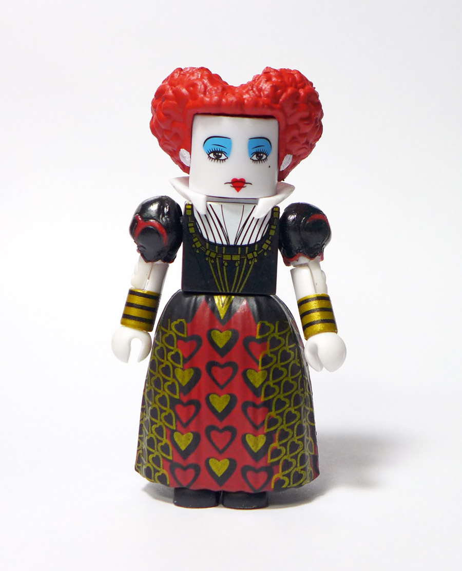 Red Queen Loose Minimate