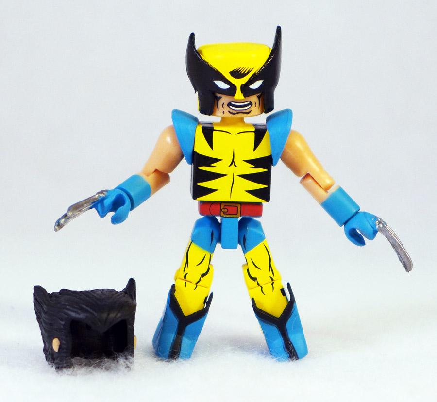 Wolverine Loose Marvel Minimate