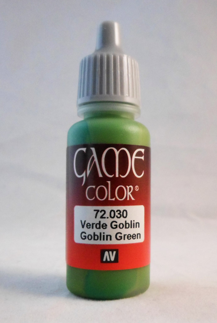 Vallejo Paint: Goblin Green