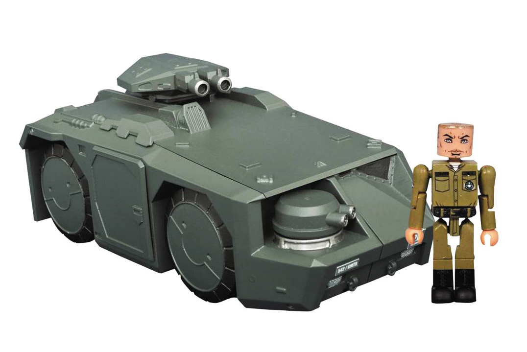 Aliens Minimates Deluxe APC Vehicle Set