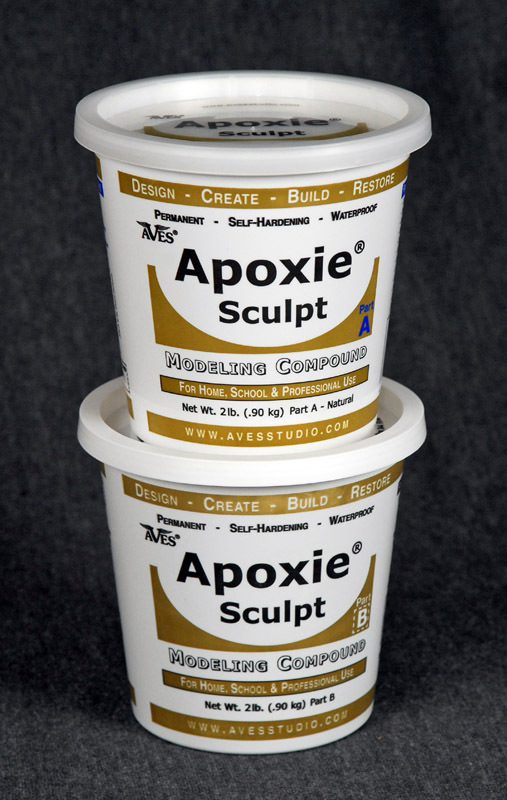 Apoxie Sculpt 4 lb Natural Color