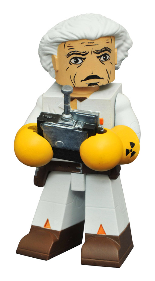 Doc Brown Back to the Future Vinimate Vinyl Figure