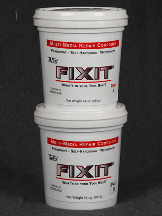 Fixit Sculpt 3 lb Canvas Color