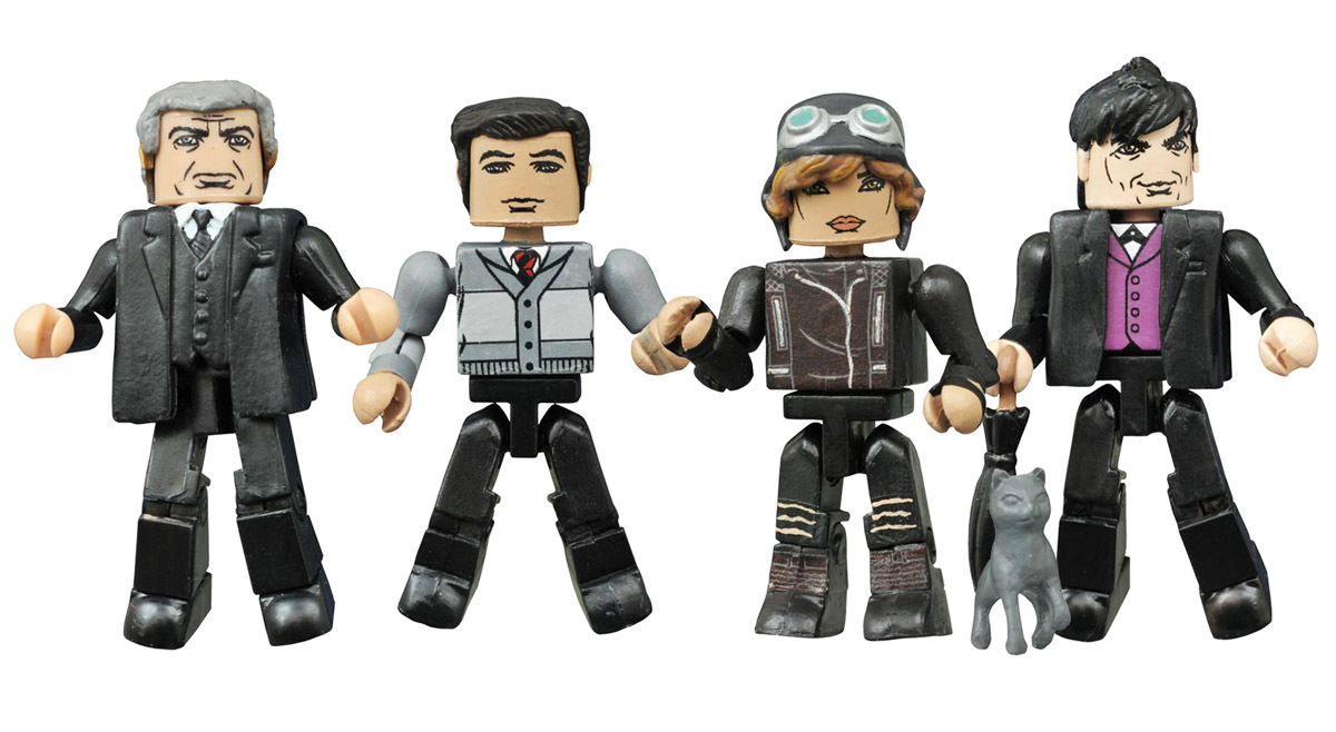 Gotham Minimates Series 2 Box Set