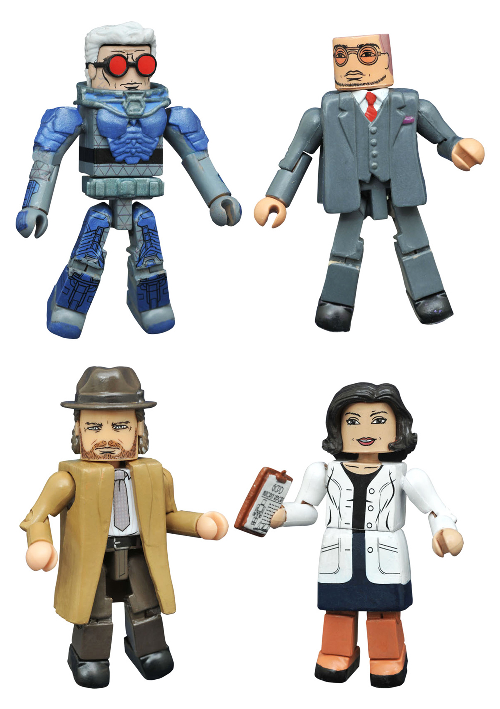 Gotham Minimates Series 4 Box Set
