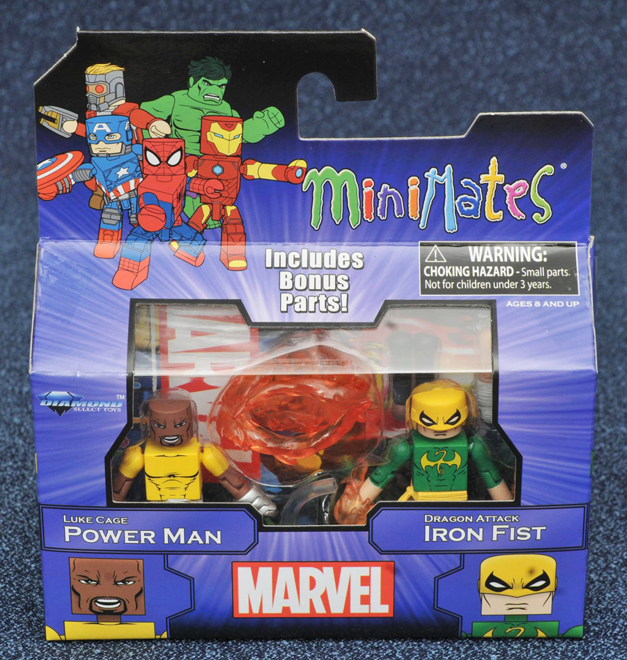 Luke Cage Power Man & Iron Fist Greatest Hits Marvel Minimates